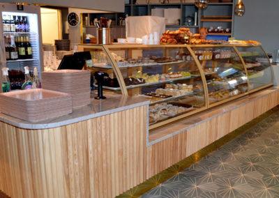 Inredningsdesign cafe luleå