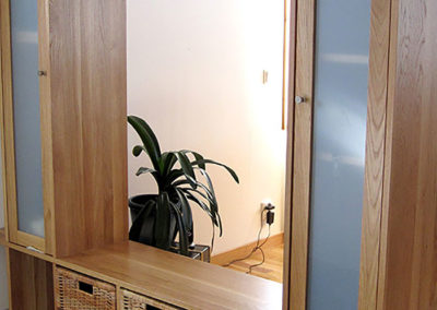 Möbeldesign i trä