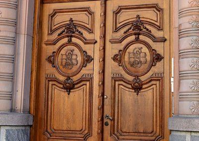 renovering av portar
