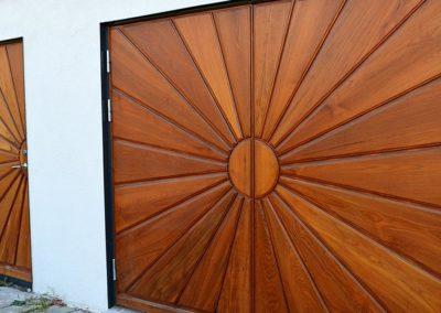 renovering av garagedörr