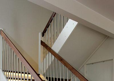 LDS trappdesign med ledbelysning